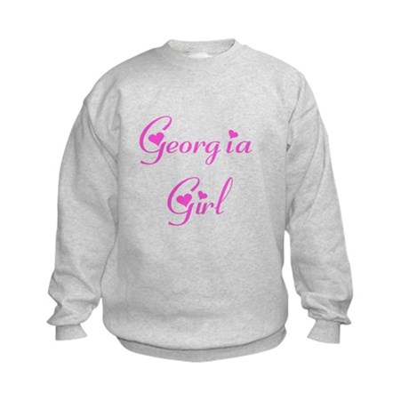 Georgia Girl Kids Sweatshirt