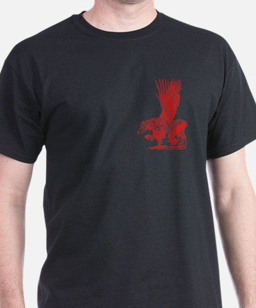 Hawkwing Hippogryph (red) T-Shirt