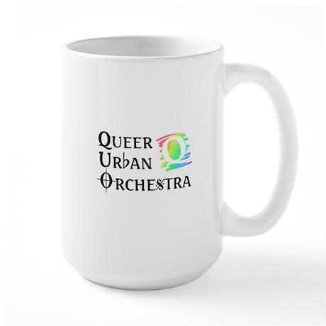 QUO Large Mug