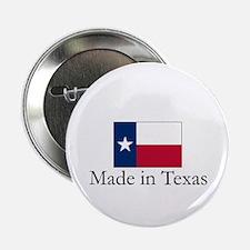 """Made in Texas 2.25"""" Button"""