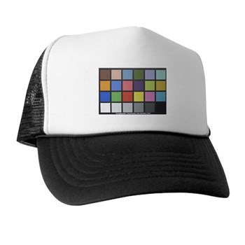Color Chart Cap