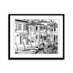Venice, Italy Framed Panel Print