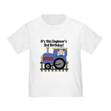 Engineer 3rd Birthday T