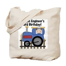 Engineer 3rd Birthday Tote Bag