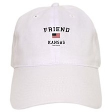 Funny Place Names in Kansas ( Baseball Cap