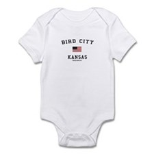 Funny Place Names in Kansas ( Infant Bodysuit