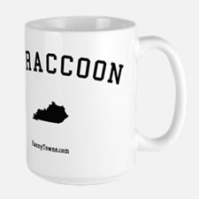 Raccoon, Kentucky (KY) T-shir Mug