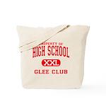 Property of High School Glee Club Tote Bag