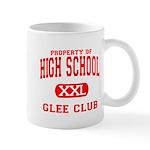 Property of High School Glee Club Mug