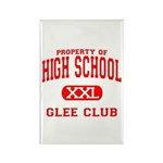 Property of High School Glee Club Rectangle Magnet