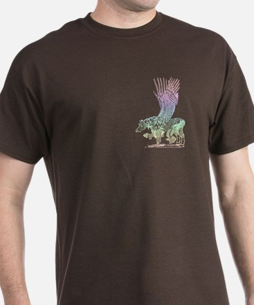 Hawkwing Hippogryph (pastel) T-Shirt