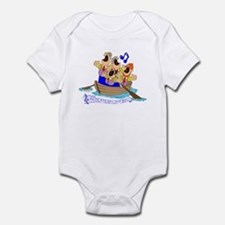 Row row row your boat. Infant Bodysuit