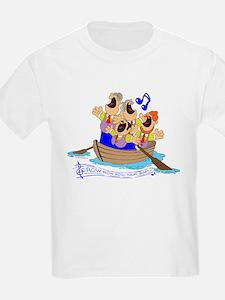 Row row row your boat. T-Shirt