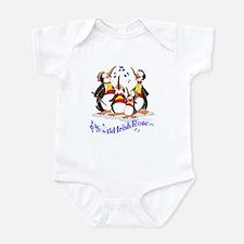 Penguin quartet. Infant Bodysuit