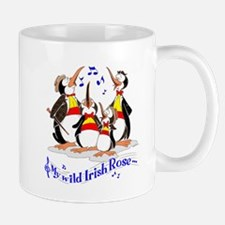 Penguin quartet. Small Mugs
