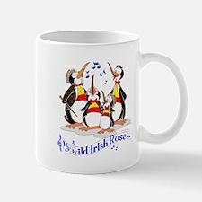 Penguin quartet. Small Small Mug