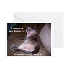 Belated or Bitchy Birthday Cards (Pk of 10)