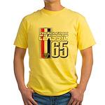 Musclecars 1965 Yellow T-Shirt