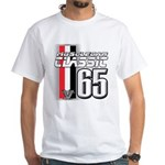 Musclecars 1965 White T-Shirt