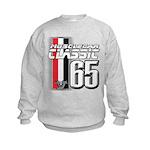Musclecars 1965 Kids Sweatshirt
