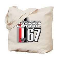 Musclecars 1967 Tote Bag