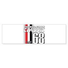 Musclecars 1968 Bumper Sticker (50 pk)
