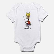 Fidget Swinging Infant Bodysuit