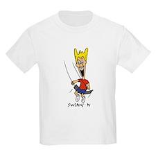 Fidget Swinging T-Shirt