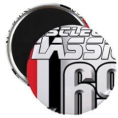 Musclecars 1969 Magnet