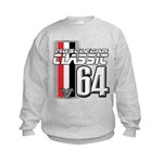 Musclecars 1964 Kids Sweatshirt