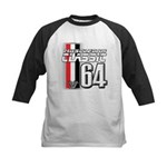 Musclecars 1964 Kids Baseball Jersey