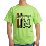 Musclecars 1964 Green T-Shirt