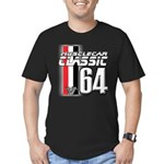 Musclecars 1964 Men's Fitted T-Shirt (dark)