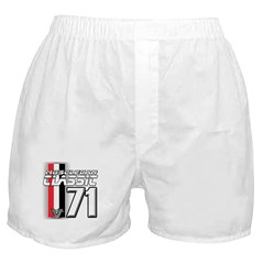 Musclecars 1971 Boxer Shorts