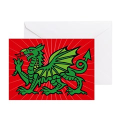 Dragon Greeting Cards (Pk of 10)