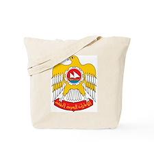 UAE Coat Of Arms Tote Bag