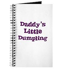 Daddy's Little Dumpling Journal