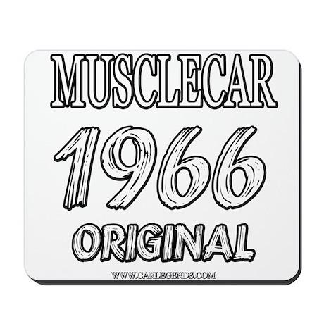 musclecars66txt Mousepad
