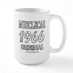 musclecars66txt Large Mug