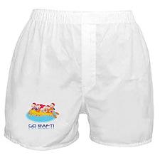 Go Raft Boxer Shorts