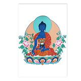 Medicine buddha Postcards