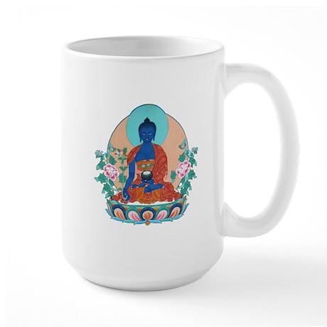 Medicine Buddha Large Mug