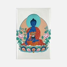 Medicine Buddha Rectangle Magnet (100 pack)