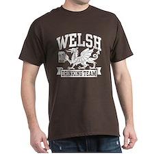 Welsh Drinking Team T-Shirt