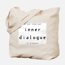 Funny Intellectual Tote Bag
