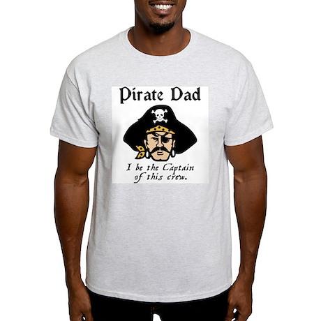 Pirate Dad Light T-Shirt