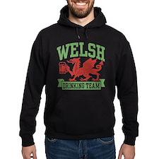 Welsh Drinking Team Hoodie