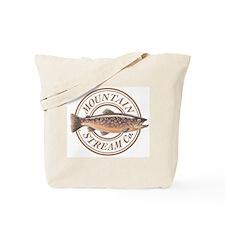 Tote Bag with Mountain Stream Co logo