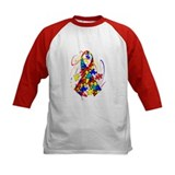 Autism mom Baseball Jersey