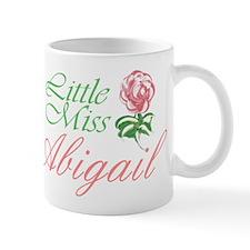 Little Miss Abigail Mug